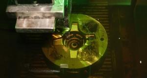 فرآیند تولید قالب فورج از طریق ماشین کاری به روش براده برداری الکتریکی - اسپارک