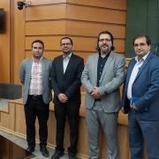 دوره آموزشی مدیریت ریسک در شرکت گاز استان خراسان و شرکت نفت