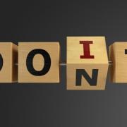 مدیریت ریسک درباره اطمینان خاطر و نه نگرانی و اضطراب است