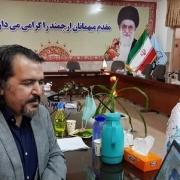 برگزاری دوره آموزشی خلاقیت و حل مسئله برای مدیران شرکت توزیع نیروی برق شهرستان مشهد