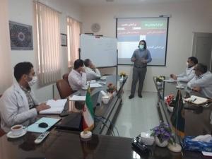 آغاز پروژه مشاوره سیستم مدیریت یکپارچه شرکت آرد قدس رضوی با برگزاری دوره آموزشی