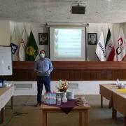 برگزاری و تدریس دوره آموزشی مدیریت دانش در محل شرکت داروسازی ثامن